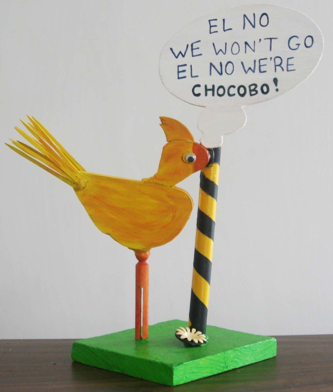 Chocobo Protest