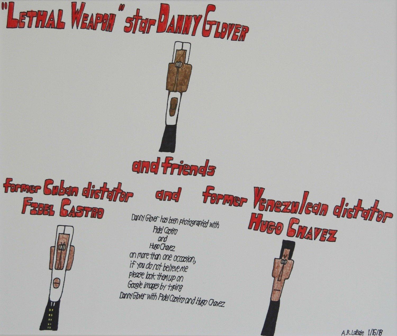 Danny Glover & Friends Fidel Castro & Hugo Chavez