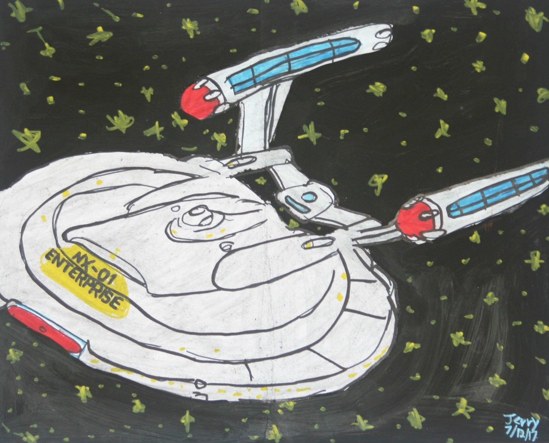 E.S.S. Enterprise NX-01