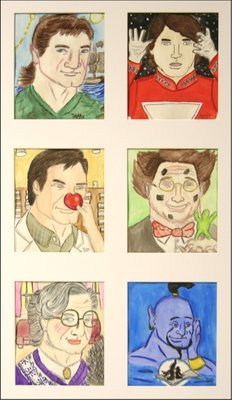 Robin Williams' Characters