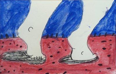 Feet Breathing