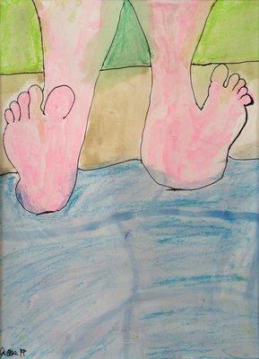 Feet Breathing II
