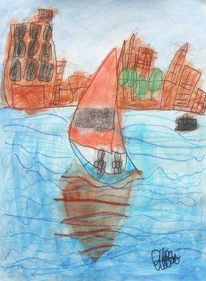 The Sailboat
