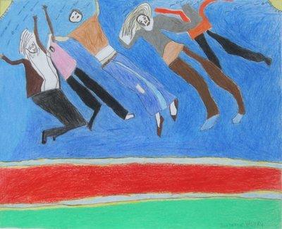 People Flying