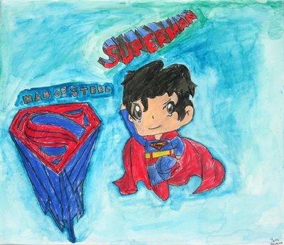 Man of Steel: Superman