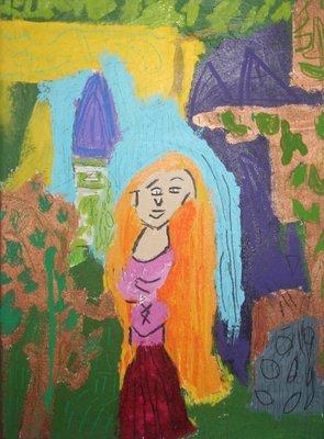 Abby Loves Rapunzel