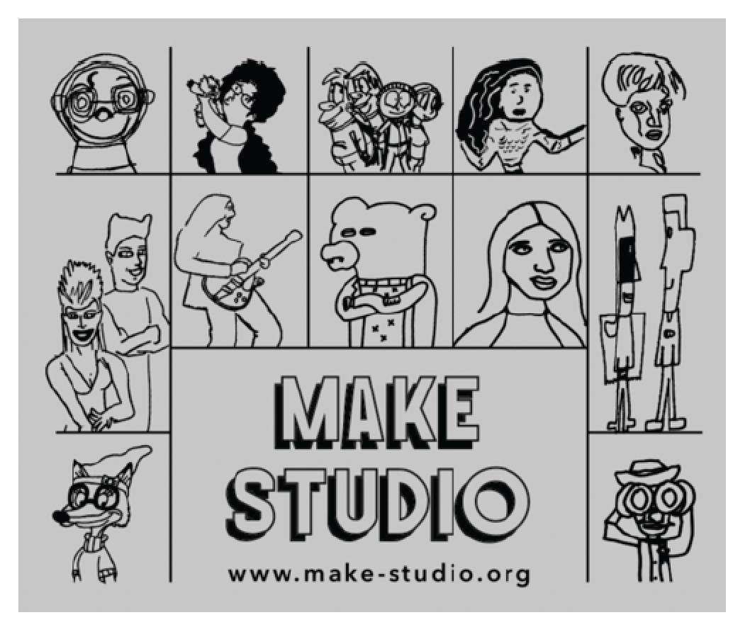 "Grey Make Studio ""Personalities"" T-shirt"