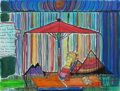 Lucy's Umbrella Gazebo