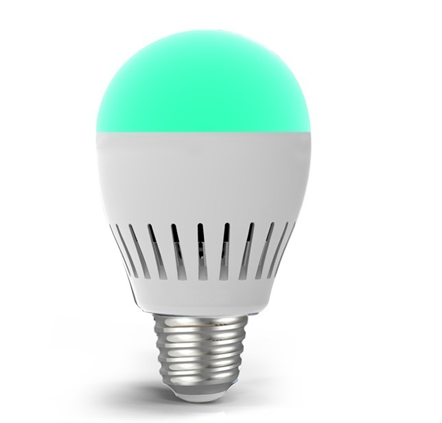 Smart Bulb with Bluetooth speaker