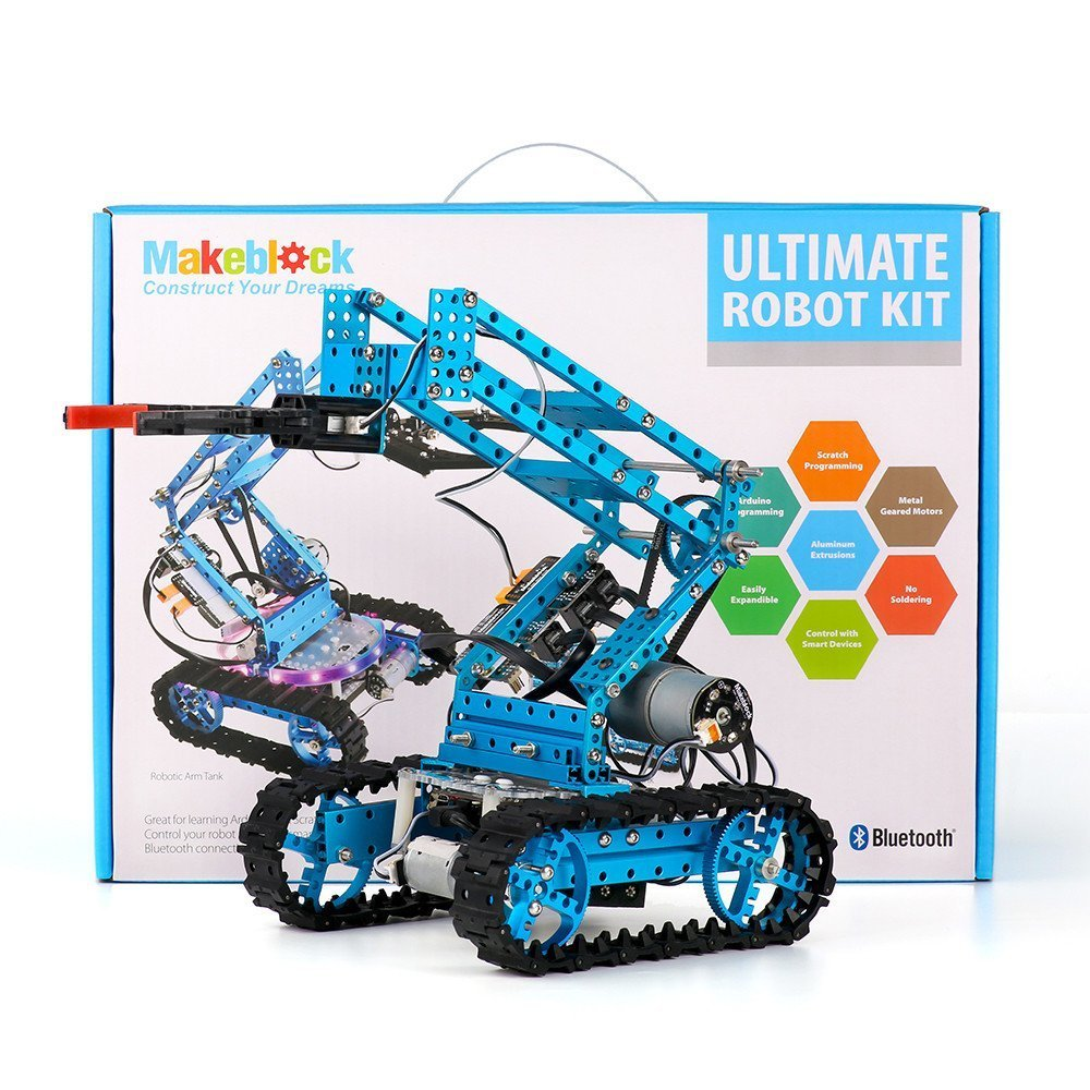 Ultimate robot Kit 10 in 1