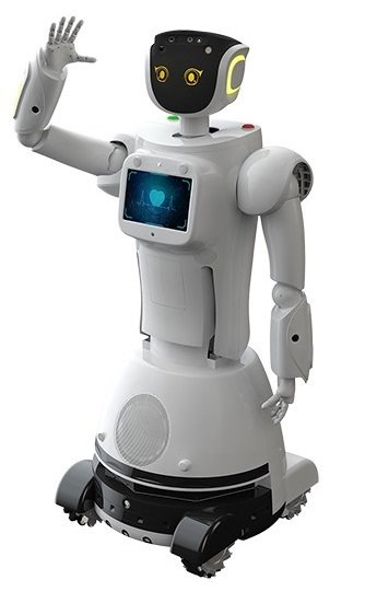 Cloud-enabled Service Robot