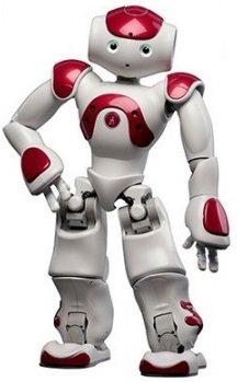 NAO Evolution programmable humanoid robot