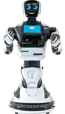 Advanced Humanoid Robot Demo