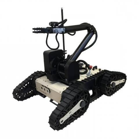 Robot Jaguar V6 Tracked