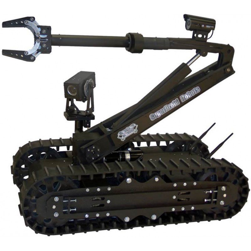 Tactical / Surveillance Robot w/ 5DOF Arm