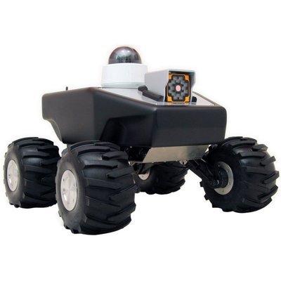 4WD Autonomous Robot
