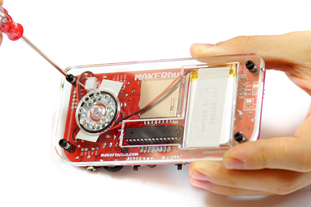 Maker Buino - Make your own game console