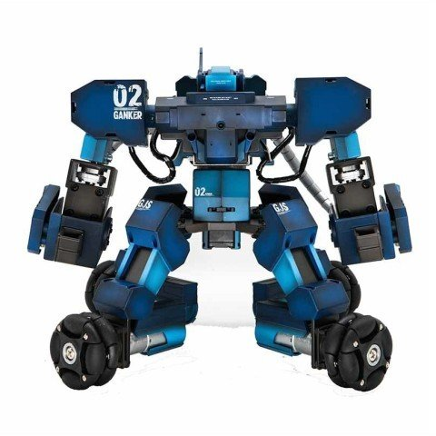Fighting Robot - Blue
