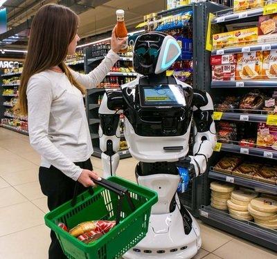 Exclusive Robotics Demonstration