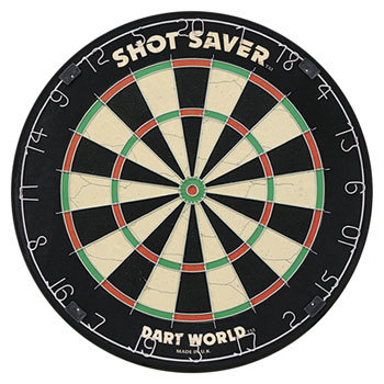Shot Saver Dartboard
