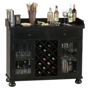 Cabernet Hills Wine & Bar Cabinet