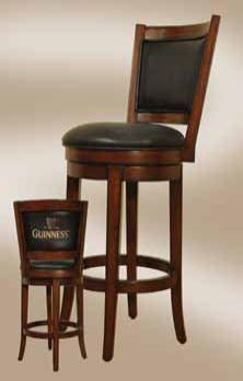 Guinness Swivel Stool