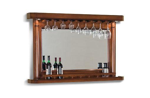 Legacy Sterling Back Bar mirror