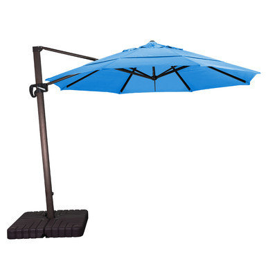California Umbrella 11' cantilever