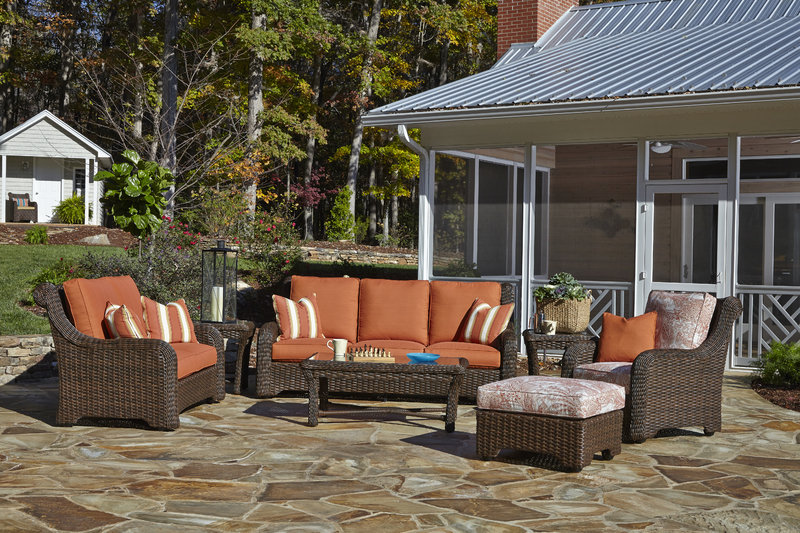Klaussner Outdoor Laurel 7 piece set