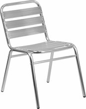 Commercial Aluminum dining chair