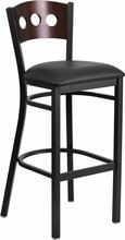 3 Circle Back Barstool