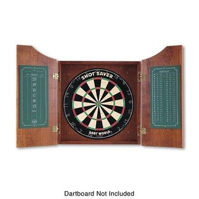 Early American Dart Cabinet
