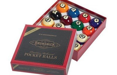 Brunswick Centennial ball set