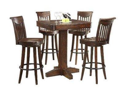 Gettysburg Pub table