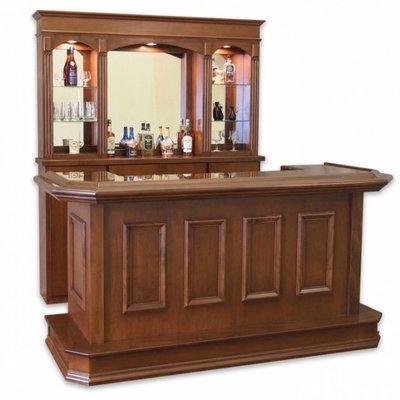 Cambridge custom bar by Primocraft