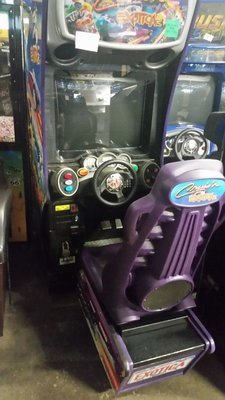 Used Crusin Driving Game