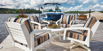 Bay Breeze deep seating