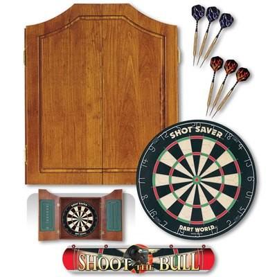 Early American Dart Cabinet Kit