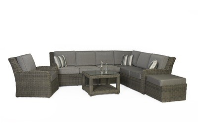 Napa 7 Piece Sectional