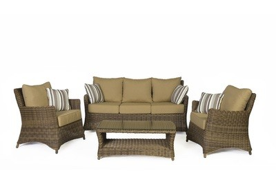 Mendoza Four Piece Sofa Set