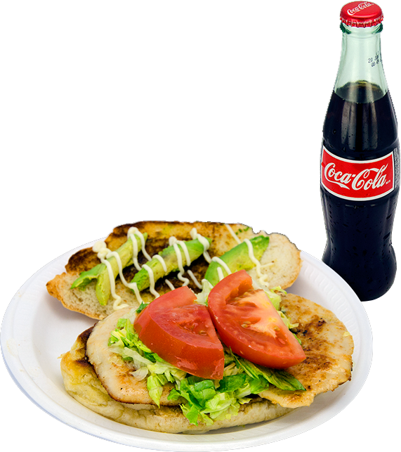 THURSDAY'S SPECIAL TORTA  + ANY DRINK