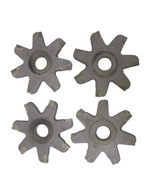 Esch Carbide Cutters & Pins