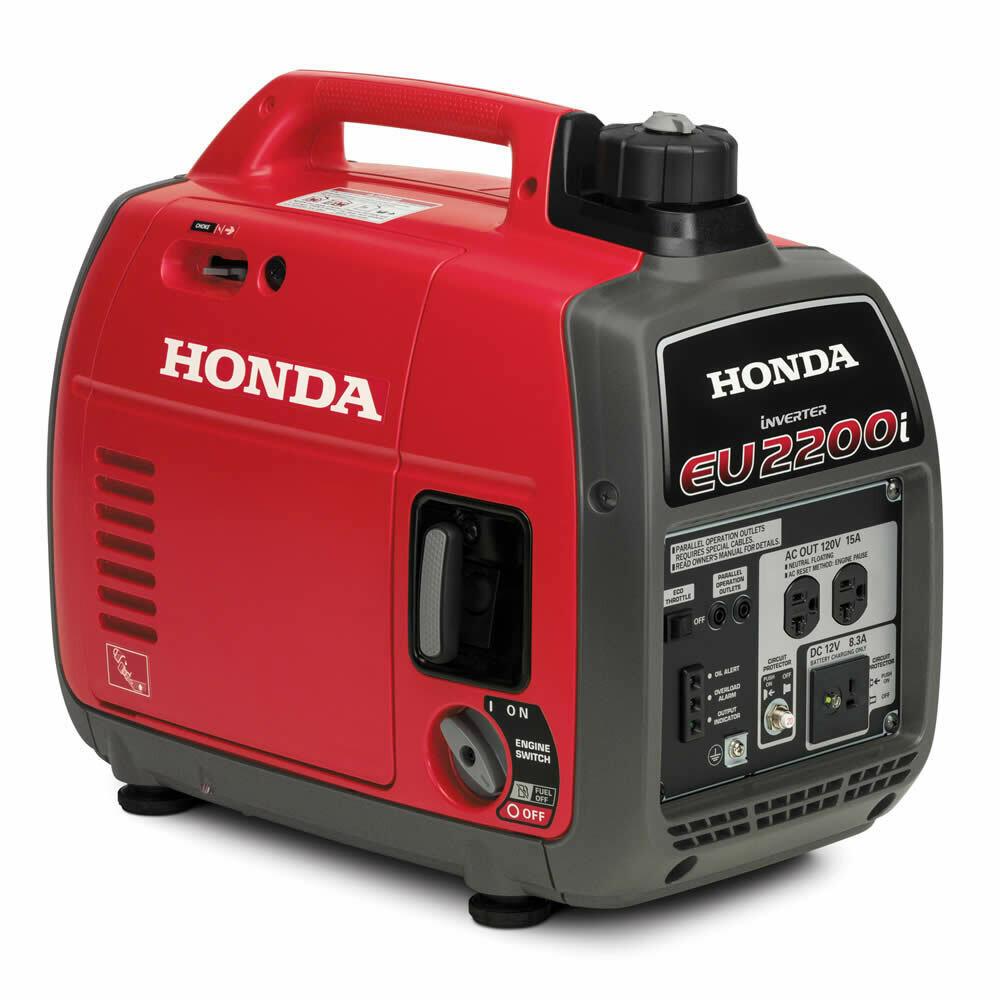 Honda EU2200I Generator