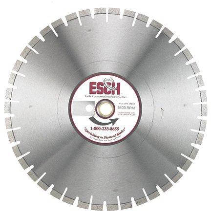 Esch Hard Material Blade