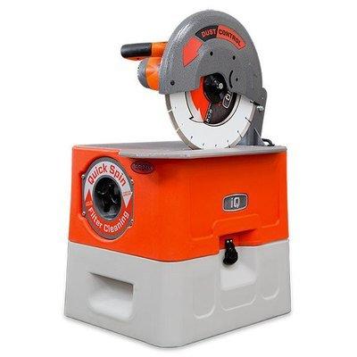 iQ360XR Dust-Free Saw + Vacuum