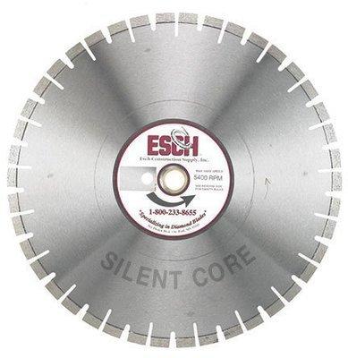 Esch Hard Material Silent Core Blade