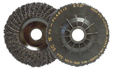 ZEC® Abrasive Discs