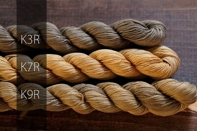 Persimmon Dye Sashiko Thread 2018 Restocked Collection