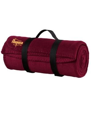 Port Authority® - Value Fleece Blanket with Strap