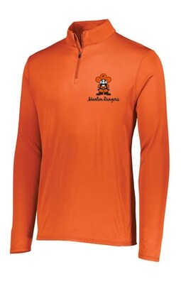 ATTAIN WICKING 1/4 ZIP PULLOVER (3 Color Choices)